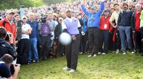 Cigar Guy – photo de Tiger Woods