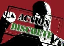 Dérapage Action Discrète