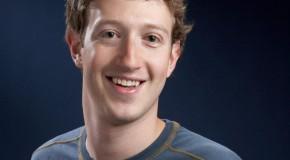 Facebook et son créateur Mark Zukerberg
