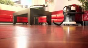 Fausse pub hamster VS aspirateur Silencer