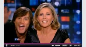 Jim Carrey 20H TF1 31/01/2010