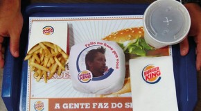 Le Whooper Face de Burger King