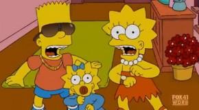 Lipdub Simpsons Keisha