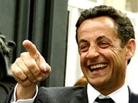 Notre cher président de la République Nicolas Sarkozy