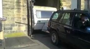 Régis et sa caravane