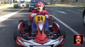 Remi Gaillard Mario Kart