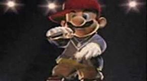 Super Mario qui rap
