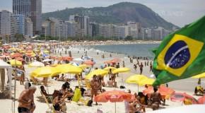 Vague de chaleur à Rio