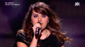 X-Factor 2011 Marina D'Amico