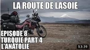 The silk road – la route de la soie : l'Anatolie