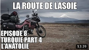 The silk road – la route de la soie : l'Anatolie